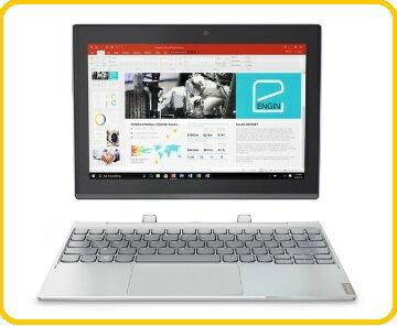 【2017.4 春電新品Chromebook】Lenovo 聯想 IdeaPad MIIX 310 80SG00A1TW 10.1吋二合一筆電 銀/x5-Z8350/2G/32G/WIN10