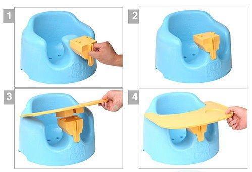 essian tot 寶寶餐盤(第三代) - 白『121婦嬰用品館』 2