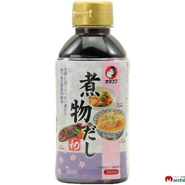 有樂町進口食品 日本 多福煮物醬300ml 4970077182830