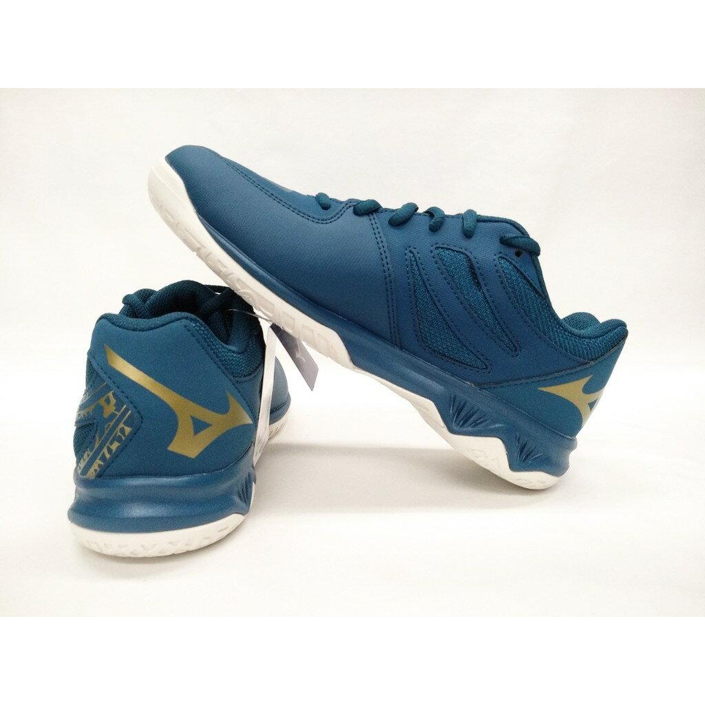[大自在體育用品] MIZUNO 美津濃 排球鞋 桌球鞋 羽球鞋 BLADE 2 V1GA197051