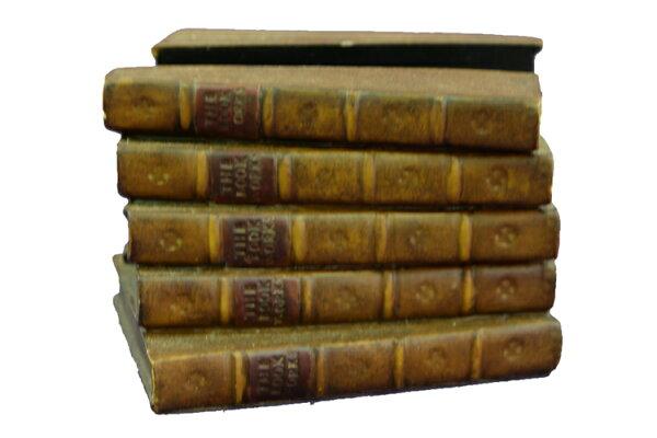 英國書本系列-書本信架9x11x8cm
