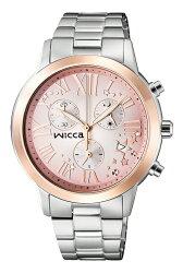 CITIZEN 星辰 WICCA 璀璨時刻計時腕錶 BM1-237-91 36mm