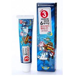 倍麗兒 波力兒童牙膏 6歲以上 男用(口香糖) - 75g『121婦嬰用品館』