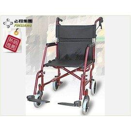 必翔銀髮 PH-163A(寬16吋) PH-183A(寬18吋) 手動輪椅 攜帶型背包式超輕輪椅9.1kg 輪椅-B款補助 贈品-3M 乾洗潔膚液黑色專用手提袋