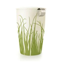 Tea Forte 卡緹茗茶杯 - 草紋印花 Grass
