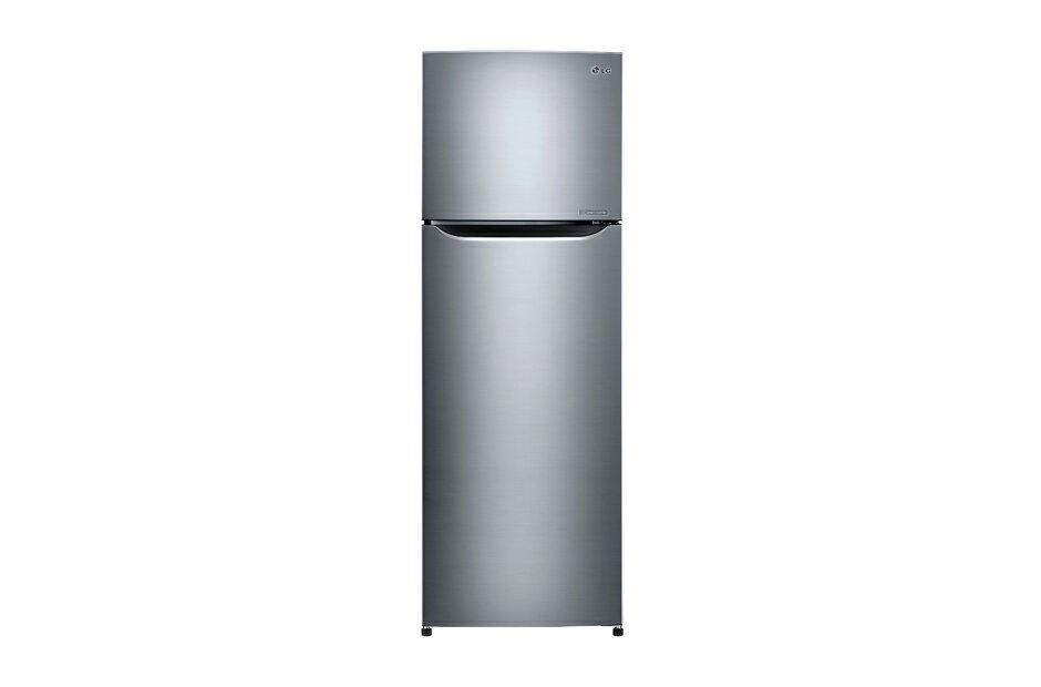 LG 樂金 Smart 變頻上下門冰箱 精緻銀 / 253公升 GN-L305SV