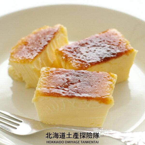 「日本直送美食」[Sei unica]  札幌之森焦糖烤布蕾 ~ 北海道土產探險隊~