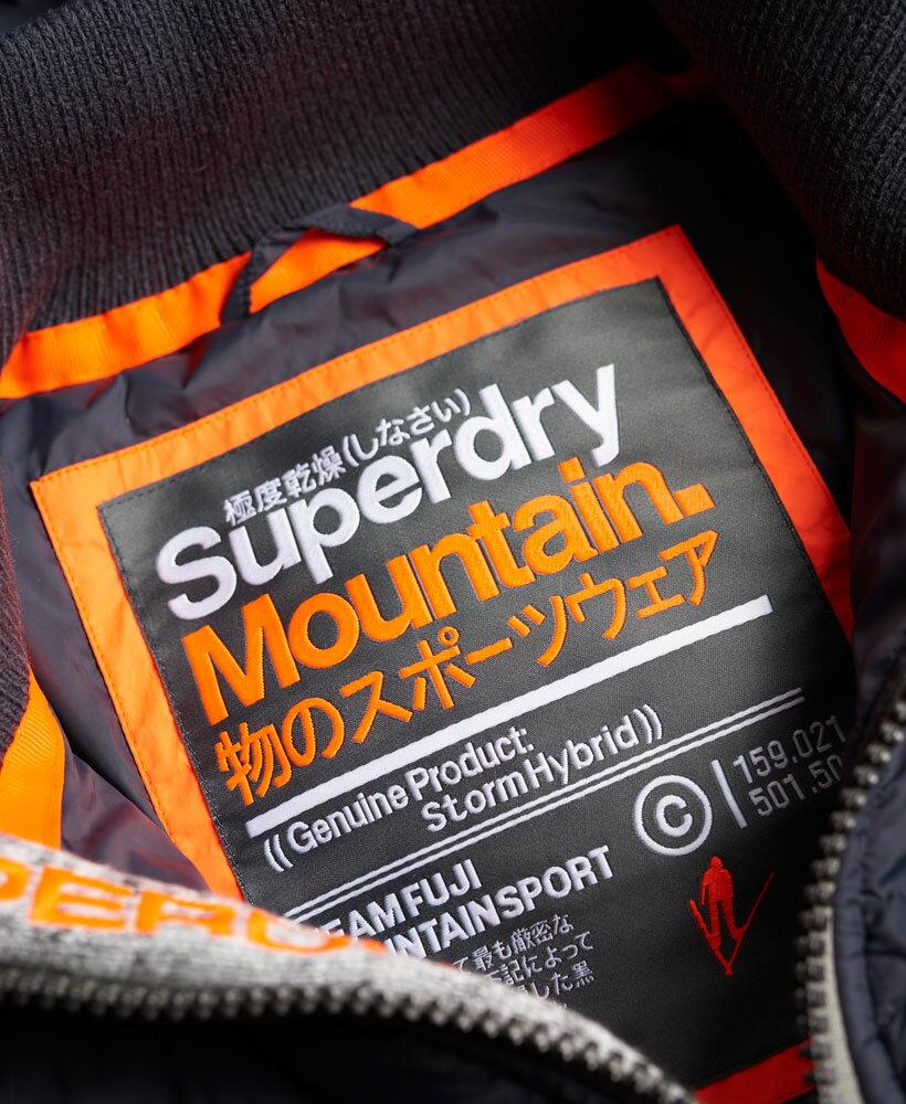[男款]英國名品 正品代購 極度乾燥 Superdry STORM 連帽男士風衣戶外休閒外套帽T 砂礫灰 4