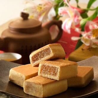 【羅撒鳳梨酥禮盒】選用台南關廟鳳梨醬,台灣人氣禮盒!