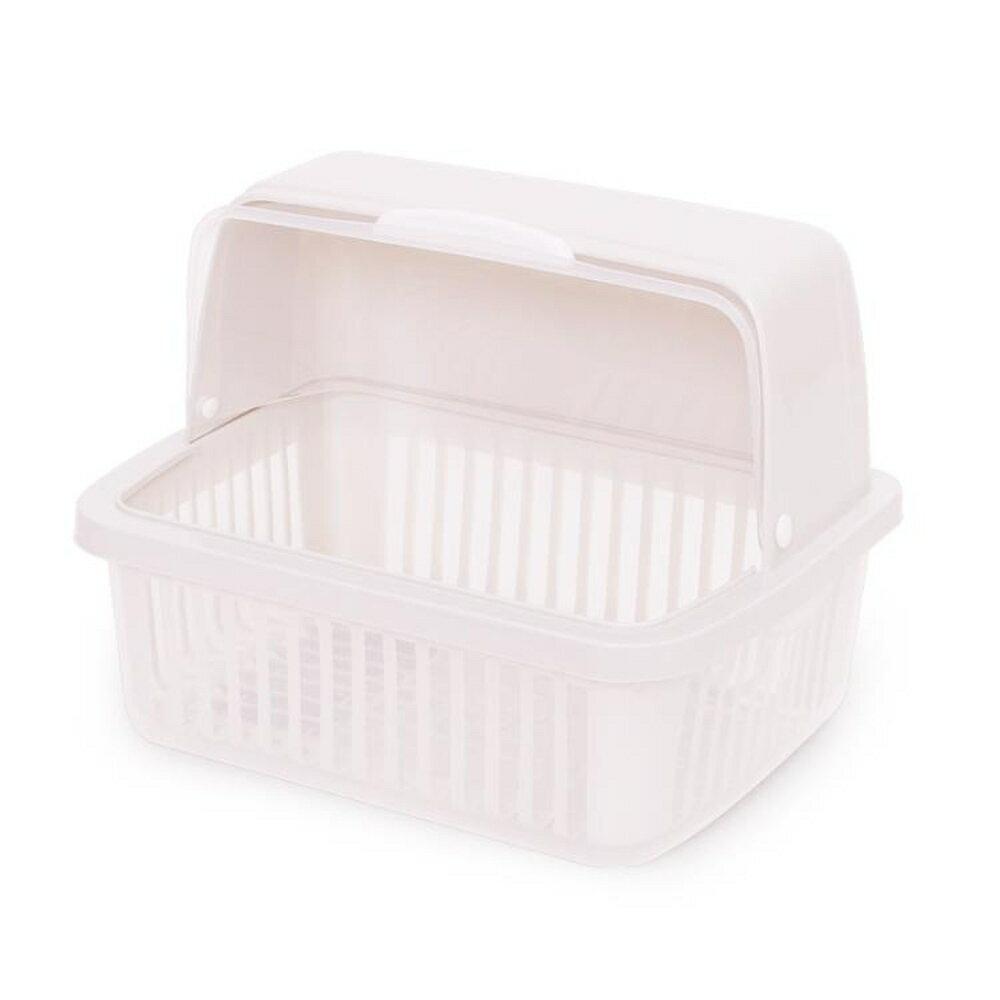 瀝水架置物架放碗箱碗碟架餐具收納盒廚房