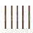 ARITAUM 霧光持久旋轉式雙頭眉筆 全色號0.15g 1