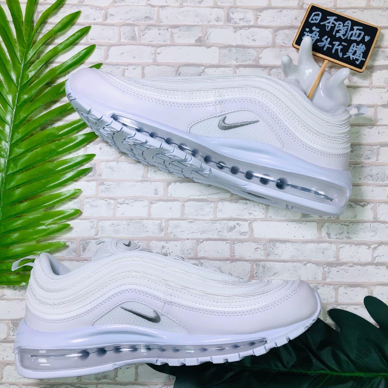 Nike Air Max 97 Triple White 白彈 全白 白 彈 氣墊 慢跑 男女 921826-101
