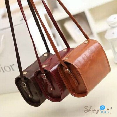 【P016】shiny藍格子-原野漫遊.新款女包單肩斜挎包小號迷你小包包複古小方包
