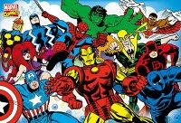 漫威英雄Marvel 周邊商品推薦Marvel Comics經典漫畫(2)拼圖300片 HPM0300S-007