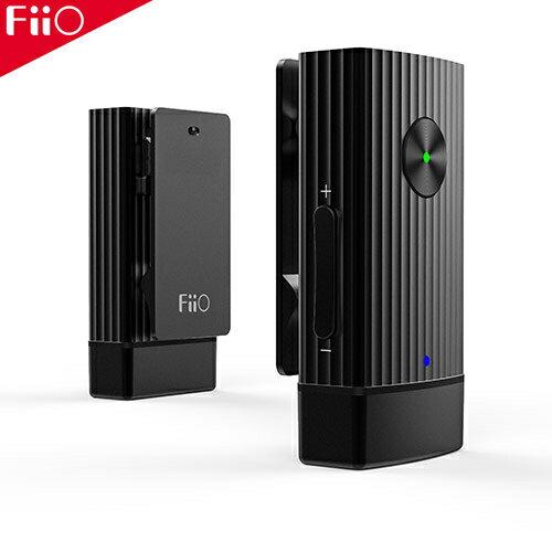 FiiO BTR1 iPhone7/8/X 獨立DAC解碼隨身無線藍牙音樂接收器 藍牙4.2 aptX技術 相容iOS.Android