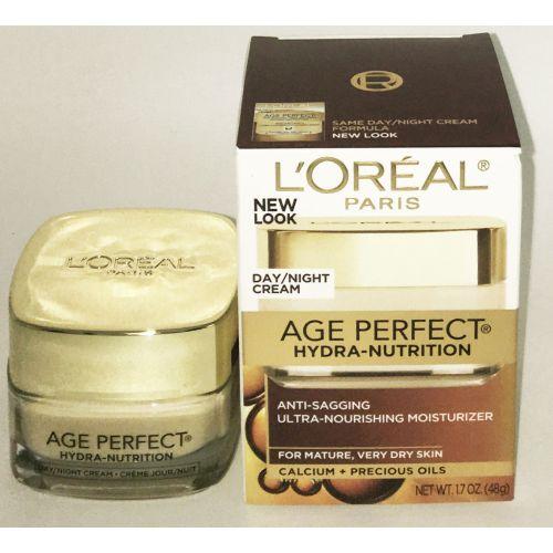 age perfect hydra nutrition day night cream