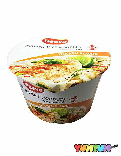 【REEVA】越南瑞法河粉(雞肉風味)70g(買1送1)