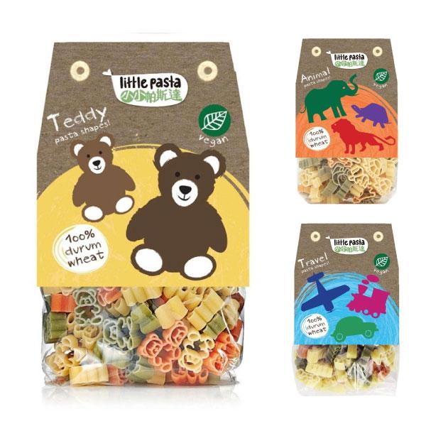 英國 little pasta 小小帕斯達 兒童義大利麵(3款可選)