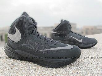Shoestw【806945-004】NIKE PRIME HYPE DF II EP 籃球鞋 黑灰 XDR耐磨
