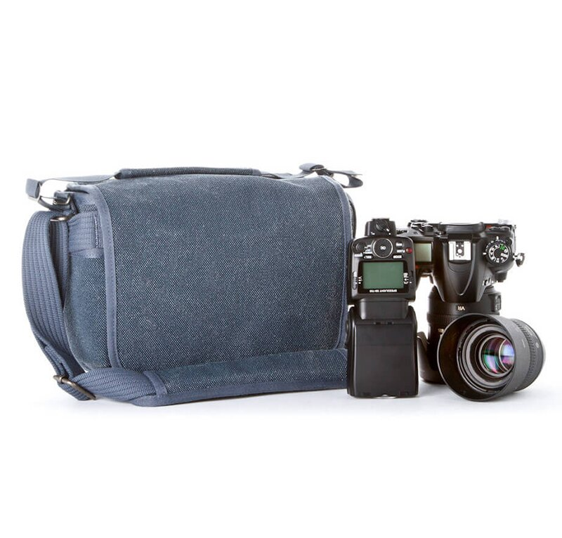 ◎相機專家◎ ThinkTank Retrospective 5 RS744 復古側背包(迷你藍) 彩宣公司貨