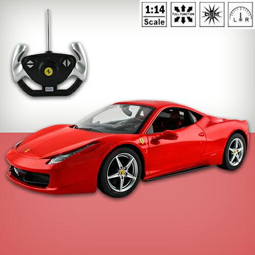 【瑪琍歐玩具】1:14 Ferrari 458 Italia 遙控車