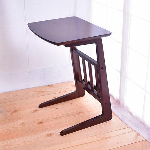 ~凱堡~ 實木側桌茶几桌電話架小桌 可放雜誌書籍P17002