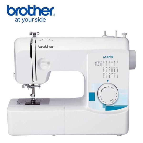 ~ brother~ 型縫紉機 GS~1710 ◤ 縫紉初級課程抵用卷◢
