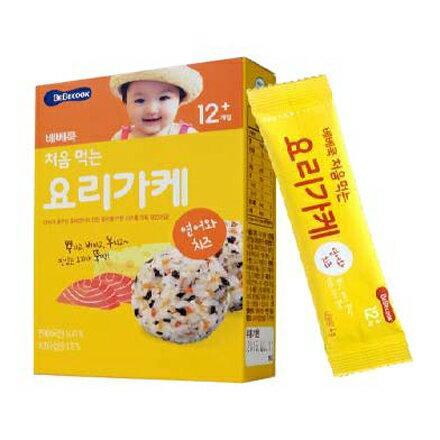 韓國 BEBECOOK 智慧媽媽拌飯香鬆-鮭魚起司【悅兒園婦幼用品館】