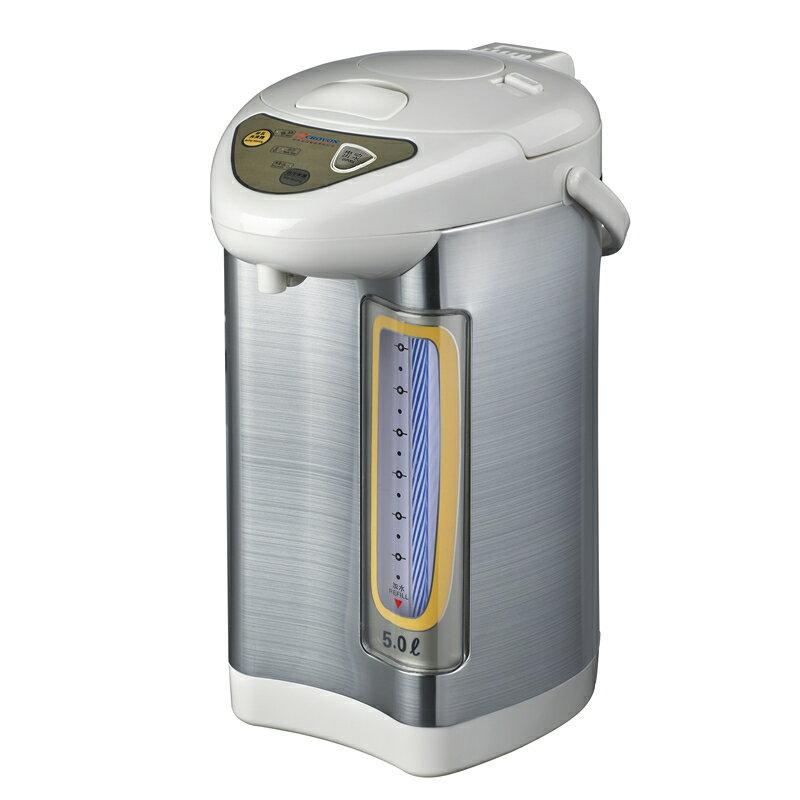6升電熱水瓶自動保溫家用304不銹鋼燒水壺CROVON AHP-6005