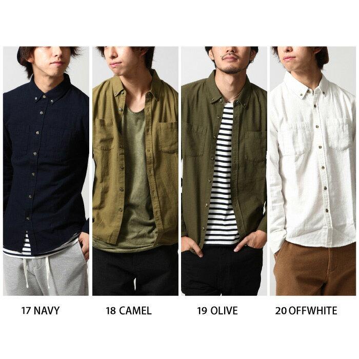 法蘭絨襯衫 3