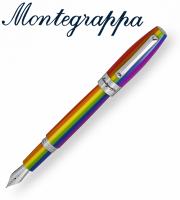 教師節禮物推薦到義大利Montegrappa萬特佳 RAINBOW財富彩虹系列 - 鋼筆  ISFOR_IR / 支