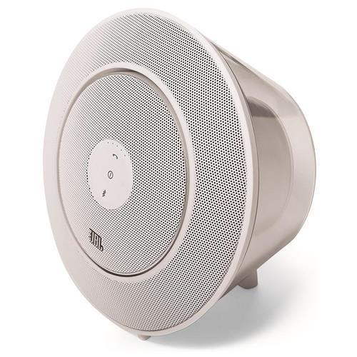 JBL Voyager Portable Bluetooth Speaker (White) 0