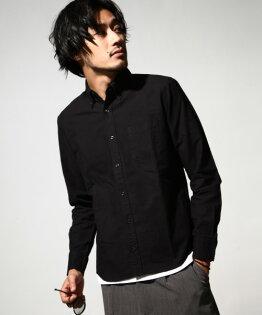 牛津襯衫日本製99BLACK