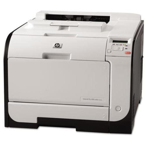 HP Laserjet Pro 400 M451dn Color Printer (CE957A) 1