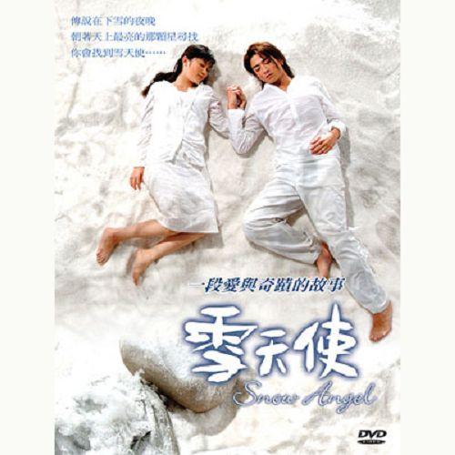 雪天使DVD (全23集) TORO/王宇婕/顏行書