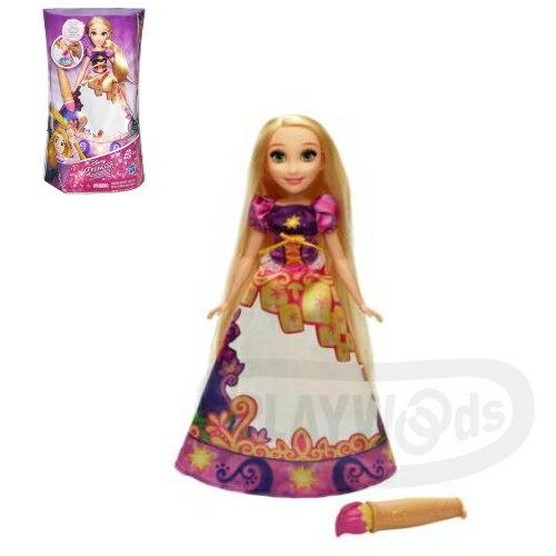 ~Playwoods~^~迪士尼公主Disney^~裙裝遊戲組:長髮公主 樂佩 Rapun