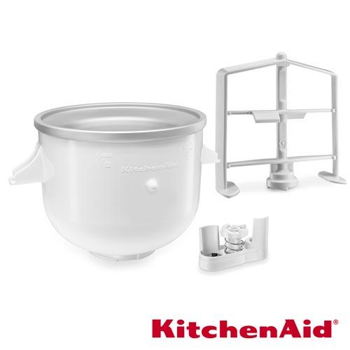 KitchenAid 桌上型 攪拌機 冰淇淋機配件組