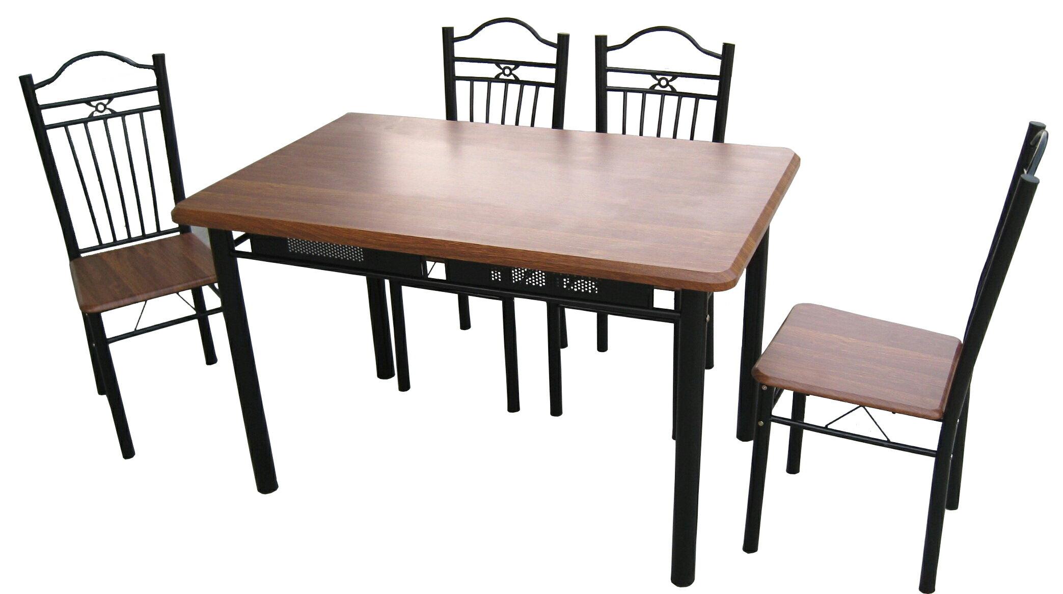 艾倫餐桌椅組 - 限時優惠好康折扣