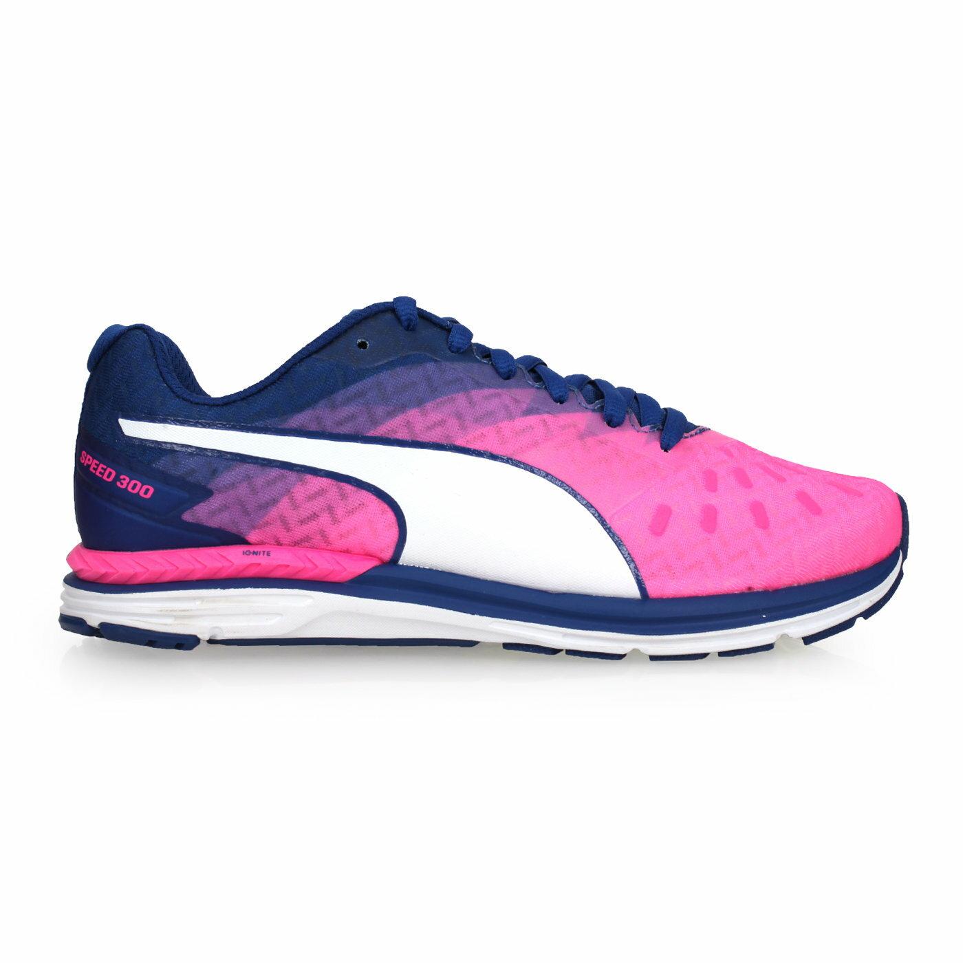 PUMA Speed 300 IGNITE 女慢跑鞋(免運 路跑【02016548】≡排汗專家≡
