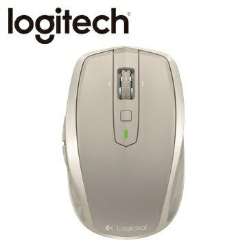 羅技 Logitech MX Anywhere 2 無線行動滑鼠 (白)