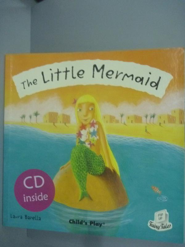~書寶 書T1/兒童文學_KLP~The Little Mermaid_Barella _