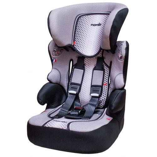 ★衛立兒生活館★NANIA 納尼亞成長型安全汽座-黑色(安全座椅)FB00318