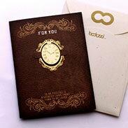 時鐘 書籤 18K金 卡片 送禮 禮品 鏤空雕花 花邊手帳鄉村手作婚禮小物 迷你 迴紋針 書夾