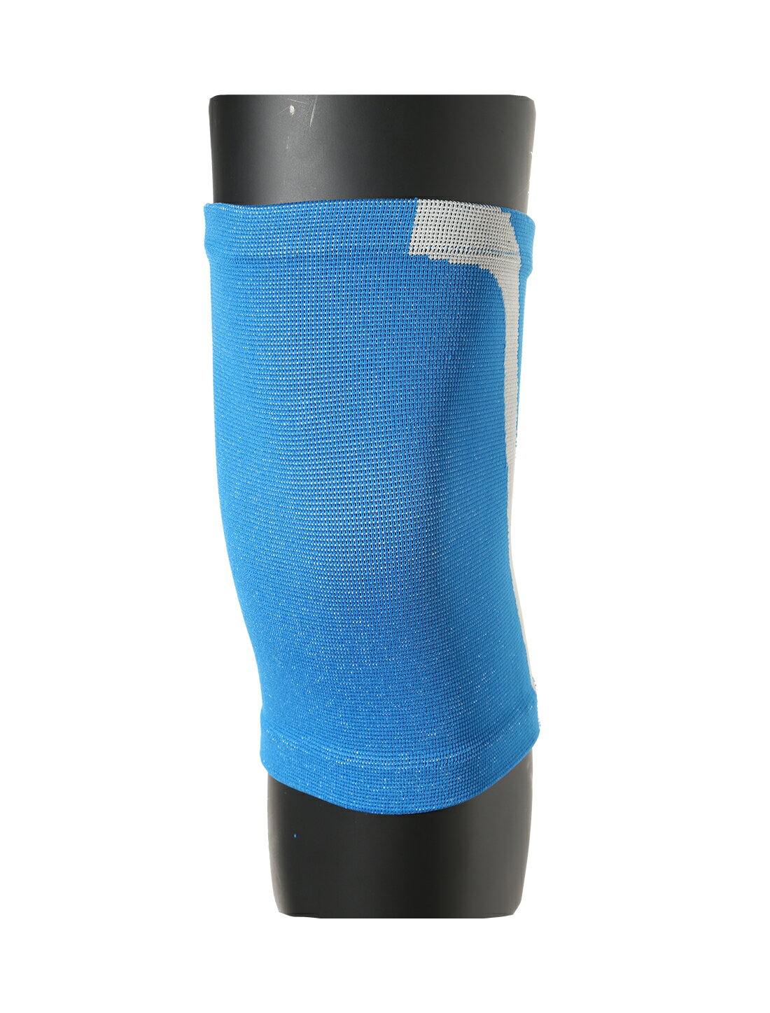 1bde756f2a340 Unique Bargains Unisex Breathable Compression Sleeve Support Stretchy Knee  Brace Blue (Size S) 0