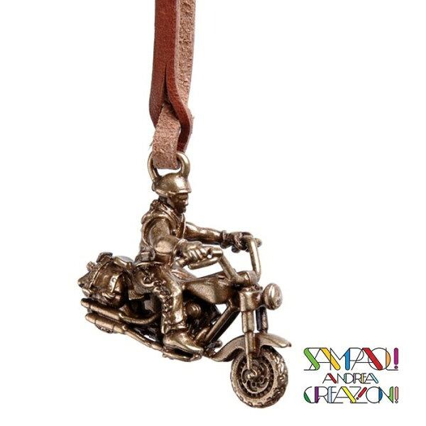 【SAC義大利】青銅掛飾吊飾-加州哈雷義大利傳統飾品工藝SAC253