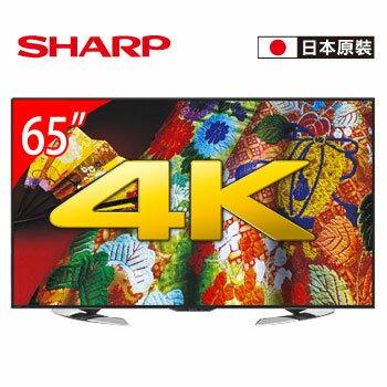 SHARP 65型 4K安卓智慧電視(LC-65U35T)