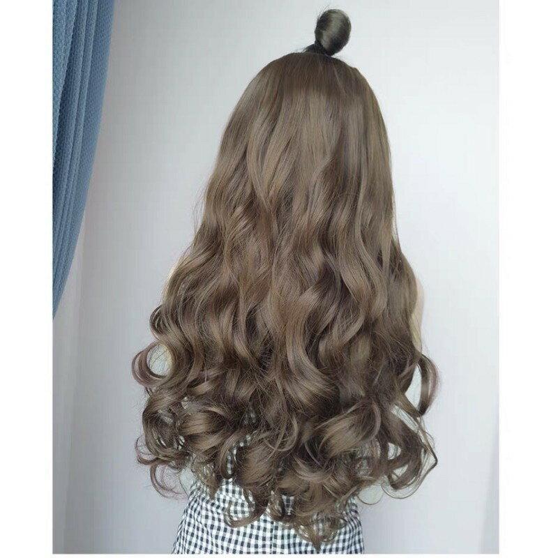瑪姬假髮片 假髮一片式大波浪自然假髮造型師必備