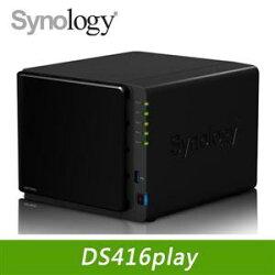 群暉 DS416Play 雲端儲存伺服器 新品上市!