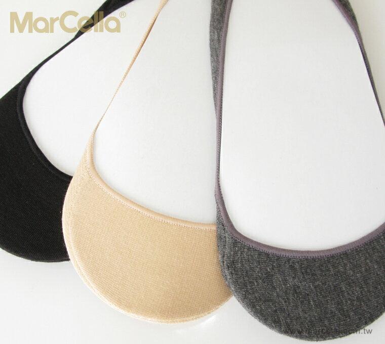 RH shop 瑪榭 低口設計+腳底防繭+後跟止滑 優質棉 隱形襪 MS-08454