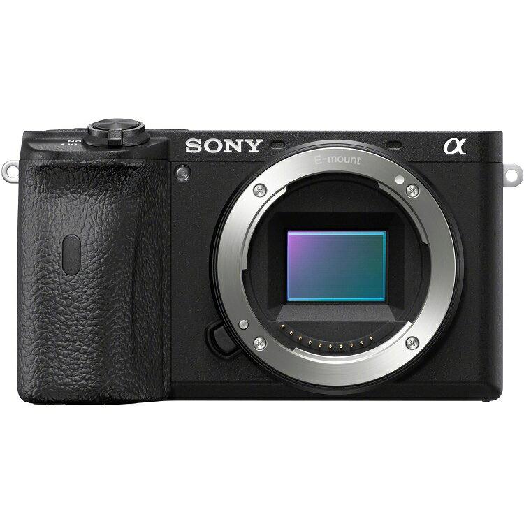 【新博攝影】Sony A6600 單機身(分期0利率;台灣索尼公司貨)送清潔組